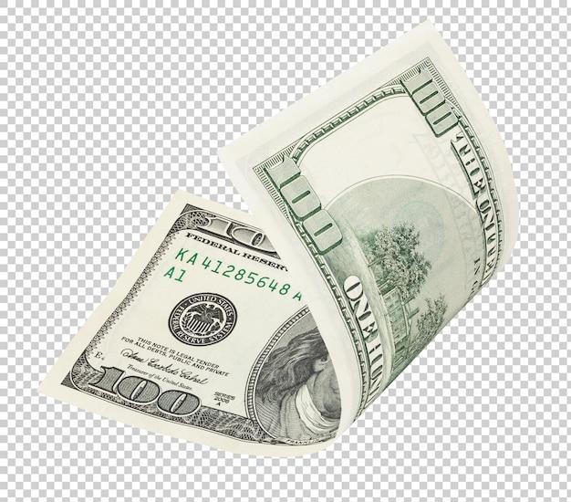 Nota de cem dólares