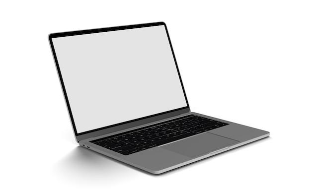 Nova maquete para laptop