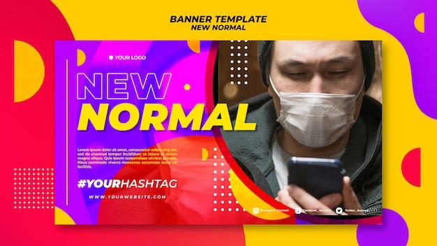Novo conceito de banner normal