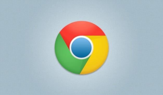 Novo logo chrome