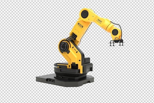 O braço robótico