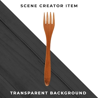 Objeto de utensílios de cozinha transparente psd