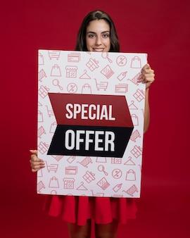 Ofertas especiais disponíveis na sexta-feira negra