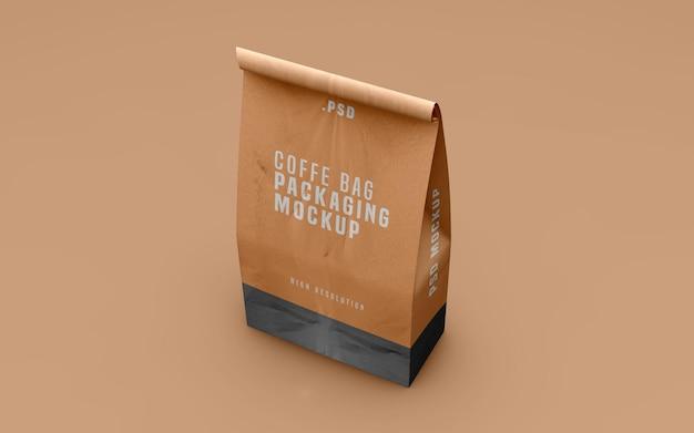 Pacote de pacote de café