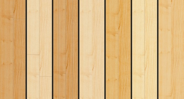 Padrões de madeira texturizados