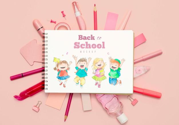 Plano de volta ao conceito de escola
