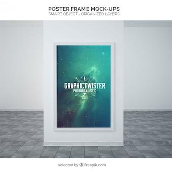 Poster quadro mockup