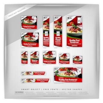 Prazer food google e anúncios do facebook