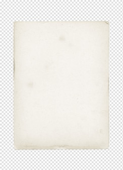 Pregado poster vintage em branco