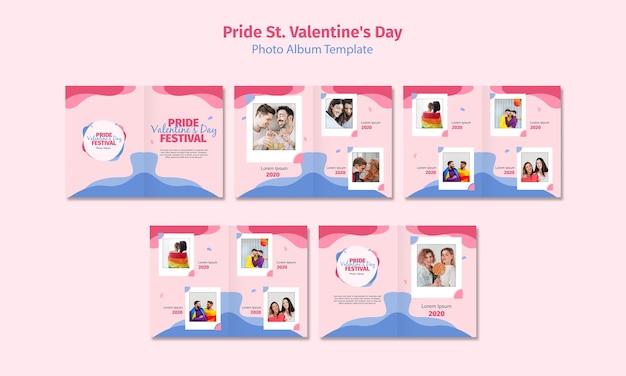 Pride st. álbum de fotos do festival do dia dos namorados