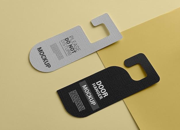 Projeto de maquete de cabide de porta