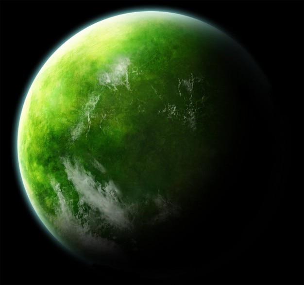 Recurso planeta grama