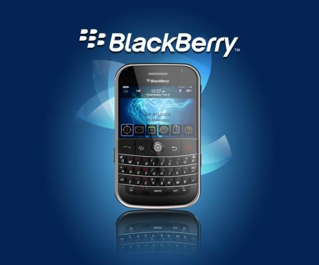 Reflexivo teclado completo blackberry