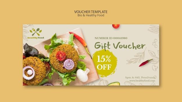 Restaurante com conceito de vale alimentação saudável