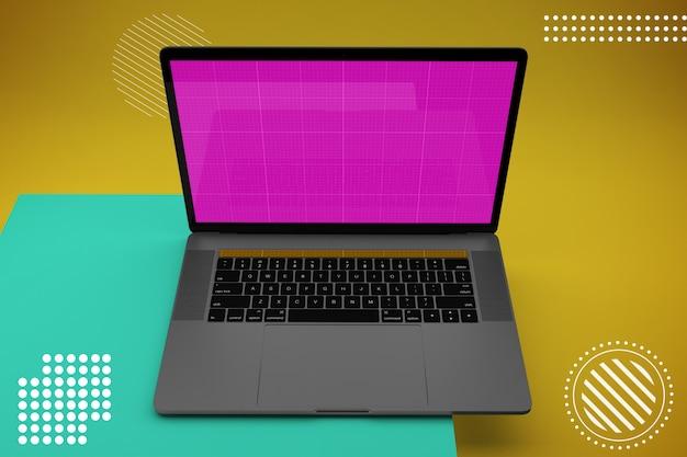 Resumo laptop pro mockup v.2
