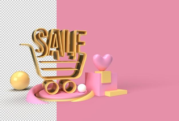Resumo venda texto exibir produtos anunciando arquivo psd transparente.
