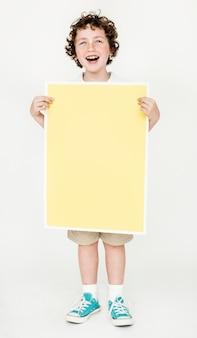 Retrato de uma criança