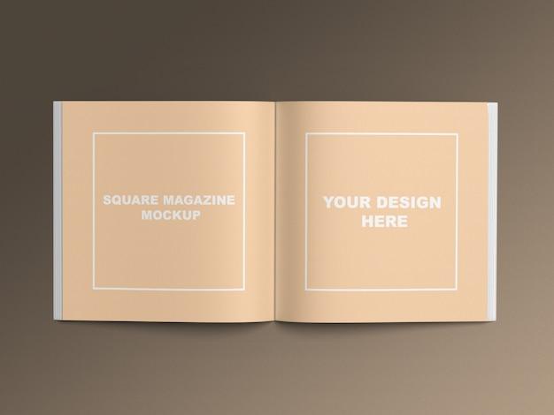 Revista quadrada
