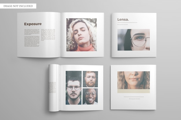 Revista square