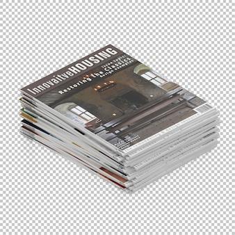 Revistas isométricas