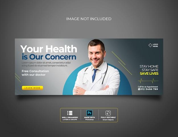 Saúde médica sobre coronavírus