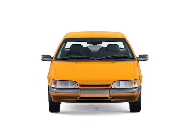 Sedan vintage 1988