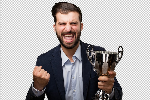 Senior bela mulher bocejando