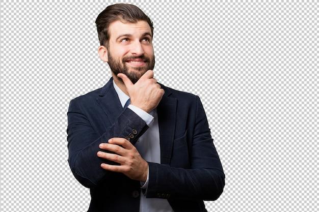 Senior bela mulher com óculos