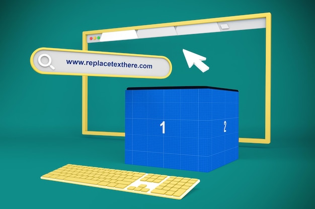Site da box Psd Premium
