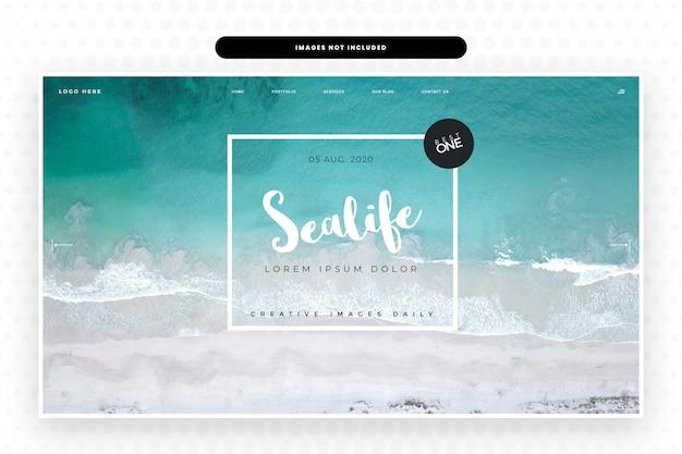 Site sealife