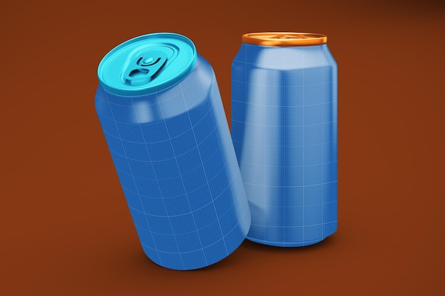 Soda can v1 maquete