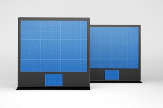 Square digital signage