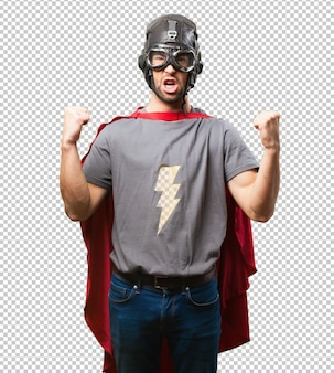 Super herói homem