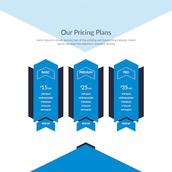Tabela de preços exclusiva