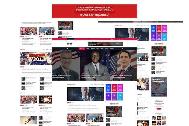Tema do líder político para candidato