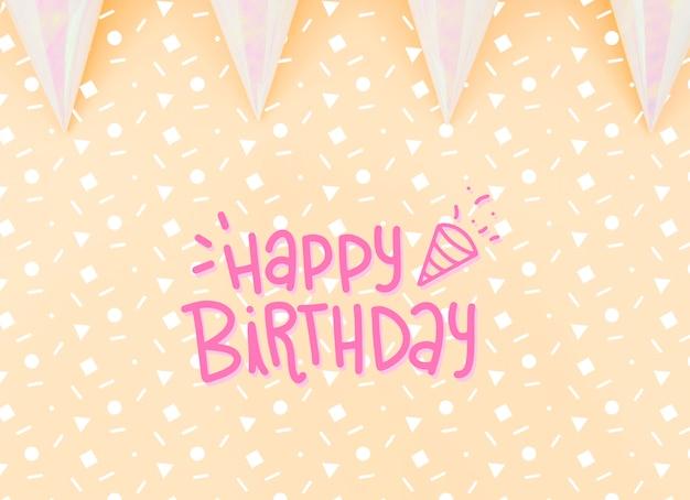 Tema festivo para festa de aniversário