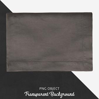 Têxtil de cozinha cinza transparente