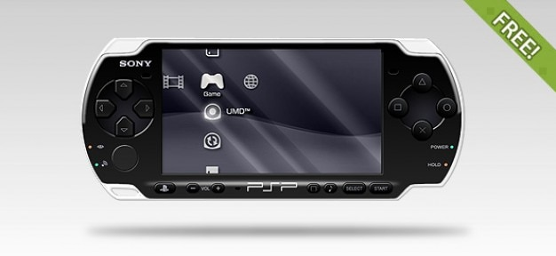 Totalmente livre psp layered