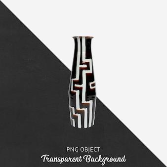 Vaso moderno ou vaso transparente