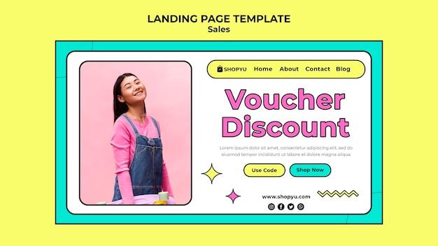 Vendas com modelo de desconto na web