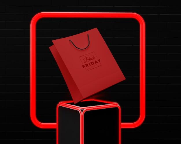 Vendas em flash disponíveis na sexta-feira negra