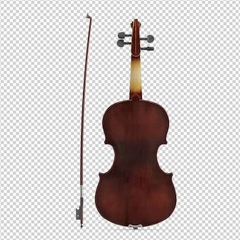 Violino isométrico