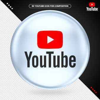 White ellipse 3d youtube