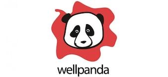 Panda gratuit de conception de logo psd