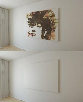 Dipinti scaricare foto gratis - Pittura su muro interno ...