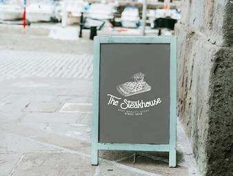Das Steakhouse-Board-Modell