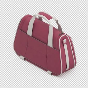 Isometrische Tasche