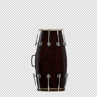 Isometrische Trommel