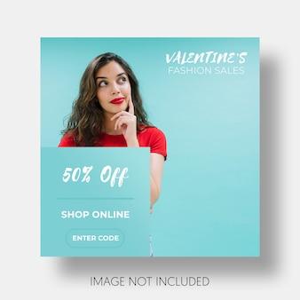 Sozialschablonenverkauf Valentinstag