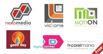 048 Logo Vector gratuit